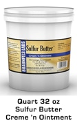 Sulfur: Soothing itching skin while curing scabies